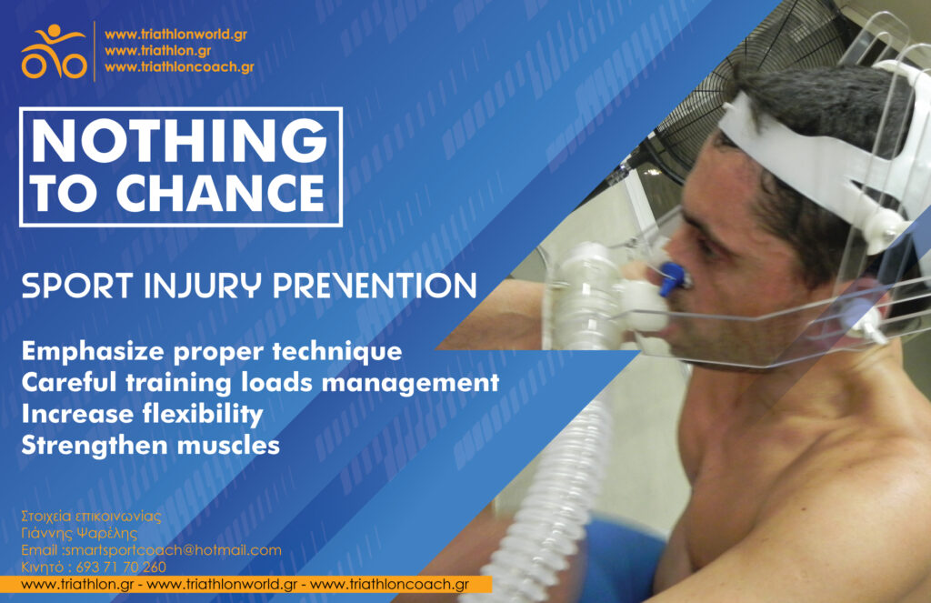 Injuries prevention