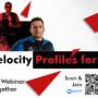 Webinar 4/11/2020 (21:30) -Προφίλ Ισχύος & Ταχύτητας για τριαθλητές